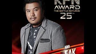 KPN Award 25th  : The Battle Returns : เอก-คิดถึง EP.3/6 (6 Feb 2016)