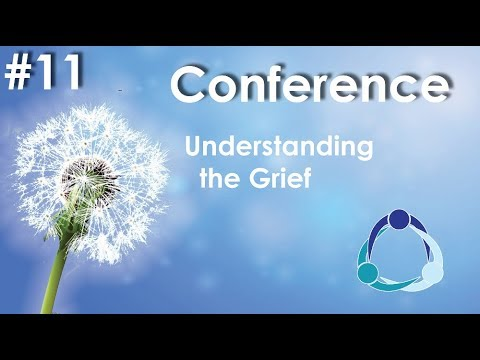 D. Cruchet -  Understanding the Grief - Friends for Mental Health - West Island Montreal