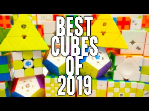 Best Cubes of 2019