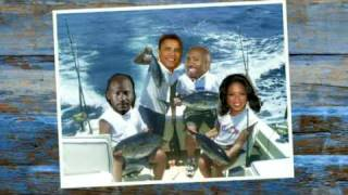 NBA EJ, Chuck, Kenny, and Reggie look back at all the fishin.