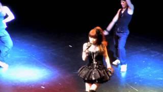 Maon Kurosaki - Live at AX 2011 clip 1