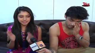OFFSCREEN GUPSHUP with Parth and Niti aka Manik and Nandini of Kaisi Yeh Yaariyan
