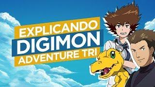 Explicando Digimon Adventure tri | Geração Digimon