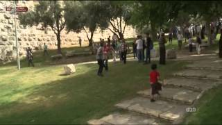 מבט - חילופי מהלומות בין יהודים לערבים