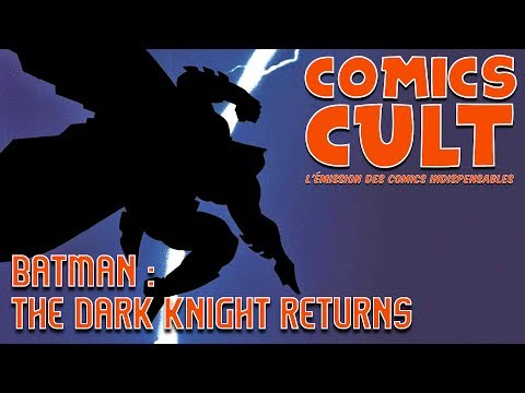 COMICS CULT - Batman : The Dark Knight Returns - DC Comics