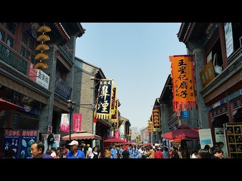 EXPLORE TIANJIN CHINA'S ANCIENT CULTURE STREET FOOD AND TEMPLE
