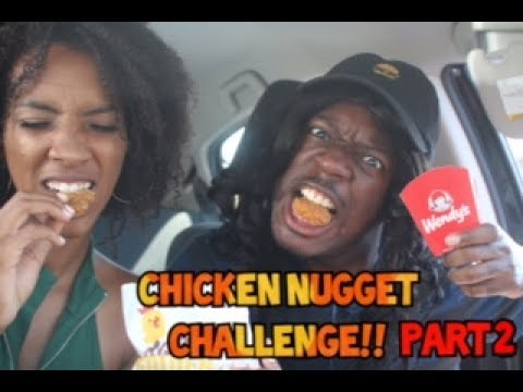 Asia Star ft Alyson Pink - Guess that Chicken Nugget