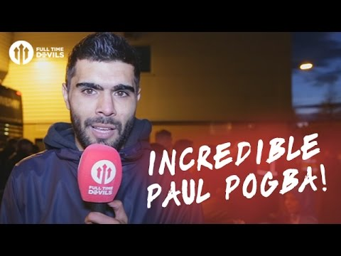 Incredible Paul Pogba! | Swansea City 1-3 Manchester United | REVIEW