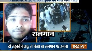 Jyoti Nagar Murder Caught on Camera - India TV