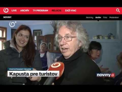 Live Slovakia TV - George Brandon