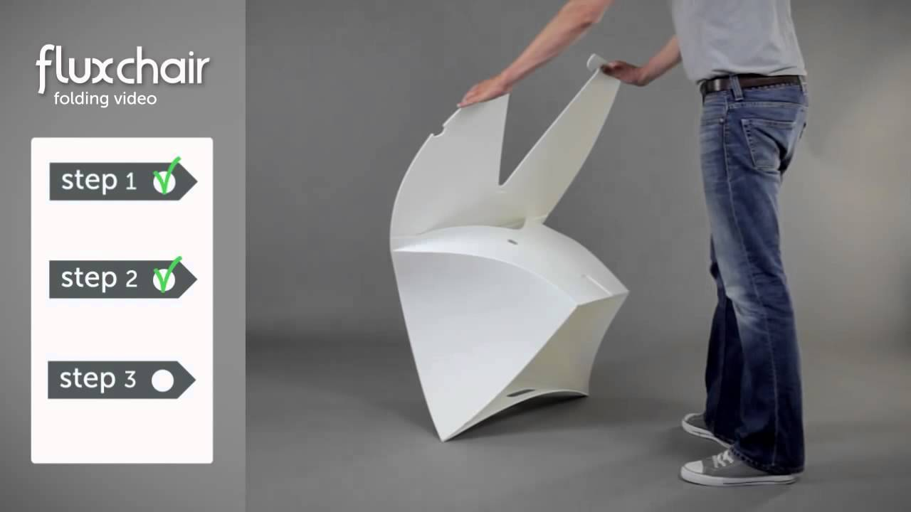 Chaise Design Flux Chair Demo Zendart Youtube