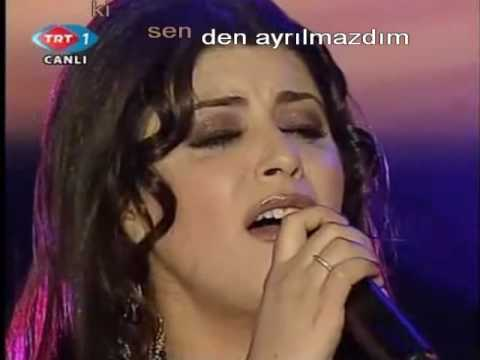 Karaoke_==ellerini cekip benden-==_enstrumental