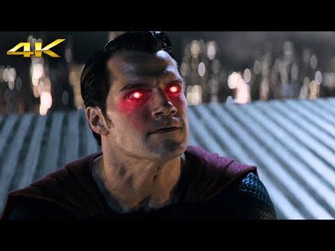 Lex Luthor's motivation   Batman v Superman (4k, HDR)