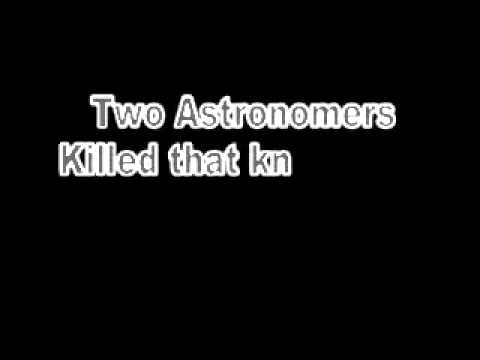 Two Astronomers Killed with ELENIN information