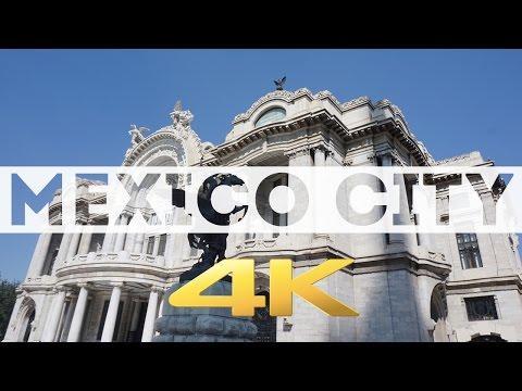 Mexico City | Ciudad de Mexico DF 4k