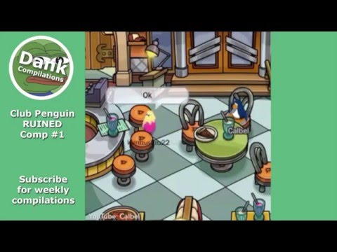 Club Penguin RUINED Vine Compilation | Funniest Club Penguin Vines