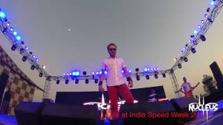 Nucleus Live at ISW  (India Speed Week 2016) Car Radio Cover
