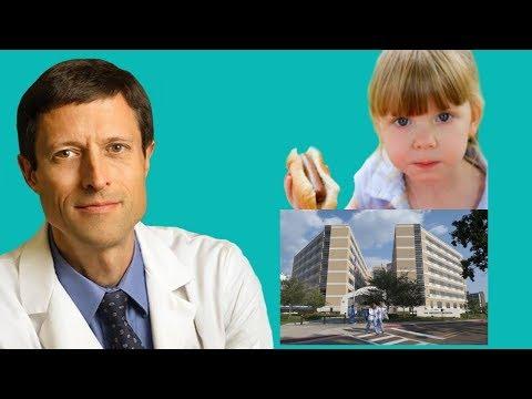 Медицинский центр Миссисипи отказывается от хот догов - Доктор Нил Барнард