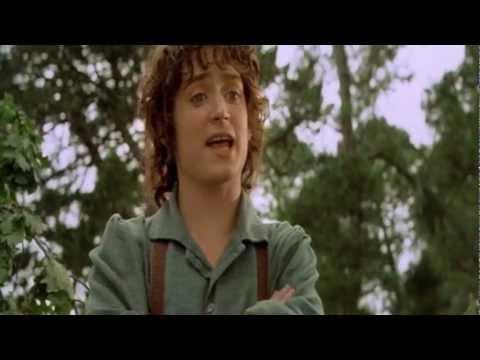 """Sagan om Ringen som Frodo fick - Del 1. """"Bilbos bästa vän"""""""