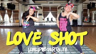 Love Shot by EXO | Live Love Party™ | Zumba® | Dance Fitness