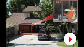 Tragic chester bennington's california mansion sealed off by police after...