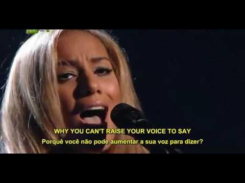 Leona Lewis   X Factor   Run ( Legendado )