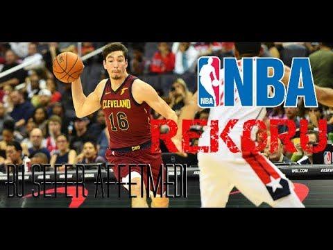 Cedi Osman Bu Sefer Affetmedi!! NBA RECORU KIRDI!