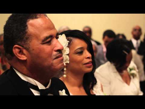 Timika and Scott's Wedding Highlight
