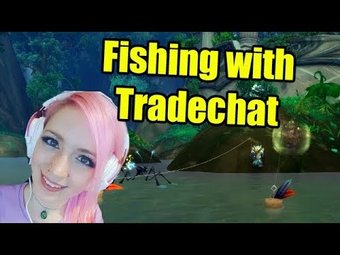 Fishing with Crendor Ep 38: Tradechat / Panser