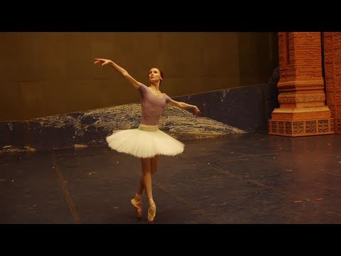Svetlana Zakharova / Светлана Захарова - Breathtaking Rehearsal for LA BAYADÈRE
