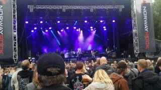 Warlock - Make Time for Love - Live at Norway Rock 2017