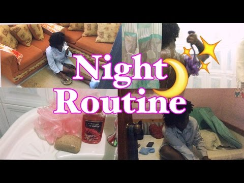 MY NIGHT ROUTINE 2017   Cyra Lys