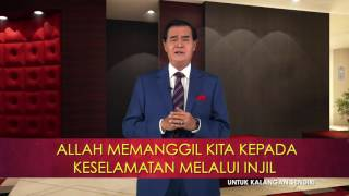 27 Pastor's Message Pdt DR Ir Niko Njotorahardjo March 2017