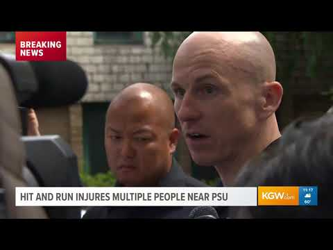 Police update on PSU hit-and-run