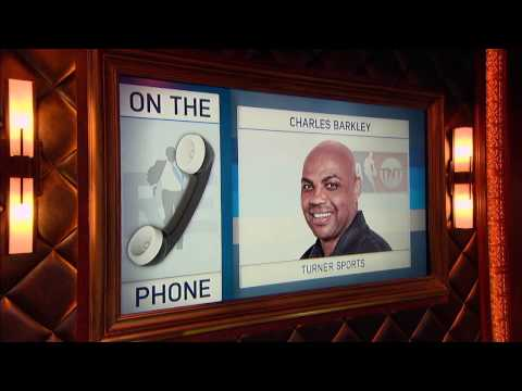 CBS and TBS NCAA Tournament Analyst Charles Barkley on NBA Players Sitting Out Games - 3/20/17
