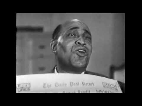 Amos 'n Andy - Kingfish Pawns A Gun (1951)