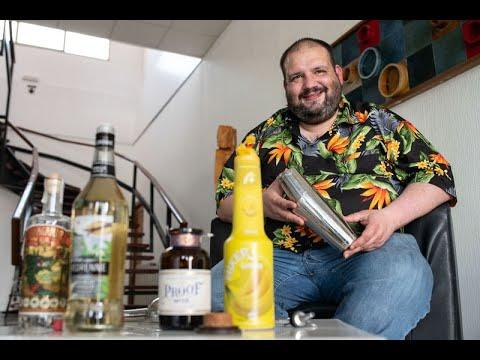 Pablo Mosquera, en busca de los destilados perdidos