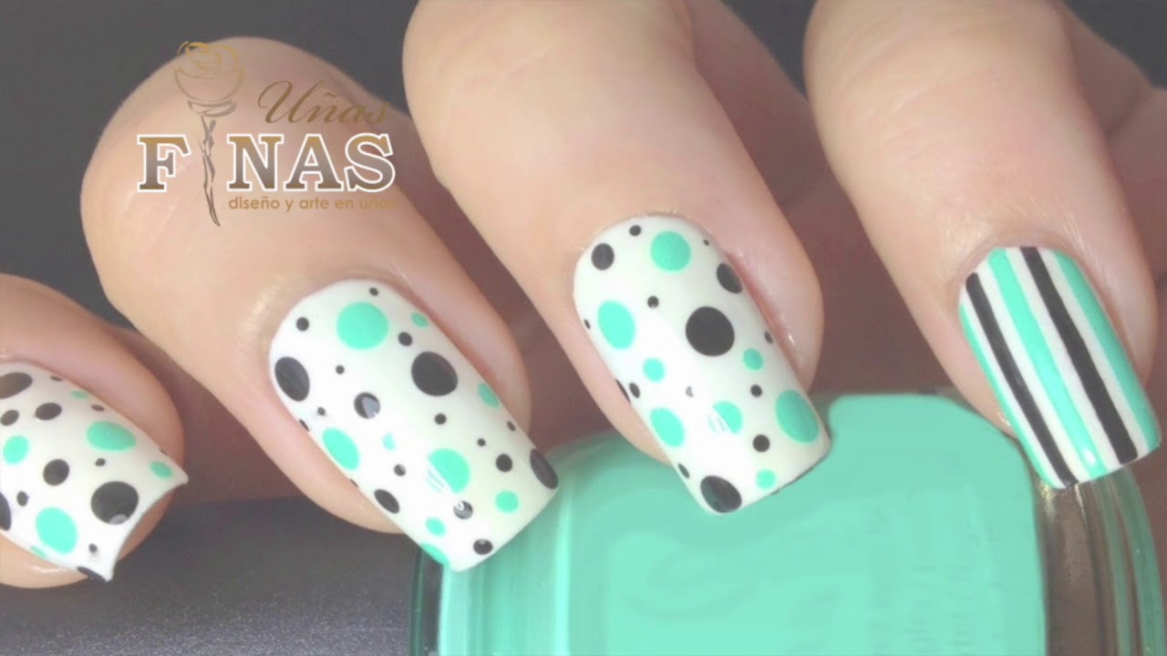 Uñas Megan Promociones - YouTube