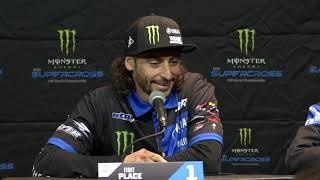 Post Race Press Conference - Anaheim/Round 3 -  Race Day LIVE 2020