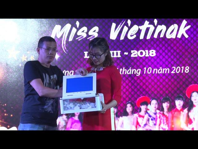 Nữ công nhân may mắn nhất công ty Vietinak nhận giải đặc biệt