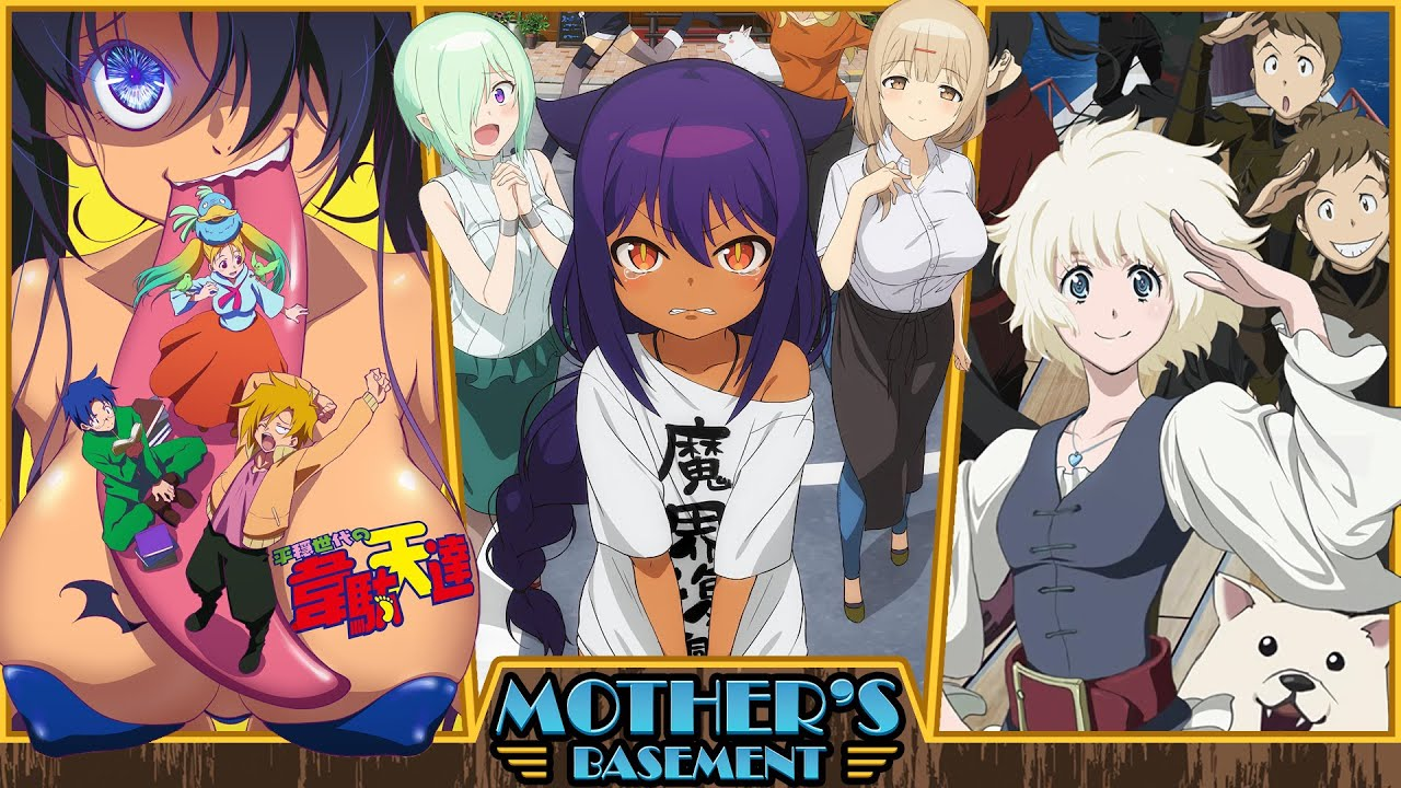 Summer Anime You Might Have Missed - Ones To Watch Gaiden