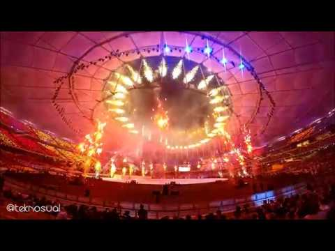 Opening Ceremony 29th SEA Games #KL2017 | Acara Pembukaan ...