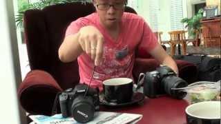 Краш-тест Canon 550d vs Nikon D90, 1 часть