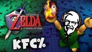 The Legend of Zelda: Ocarina of Time KFC% TAS in 6:53.24 by TheTasMaster
