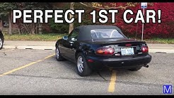 Top 12 Reasons Why the Mazda Miata is the Perfect First Car