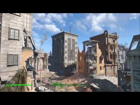 #191 - Fallout 4 - Custom House Tower and 35 Court