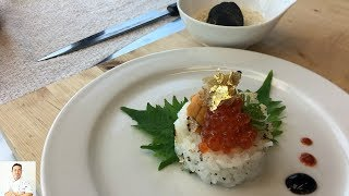 Uni Diaries: Uni Truffle Rice | Uni Tuna  Tartare | DIY Japanese Cuisine