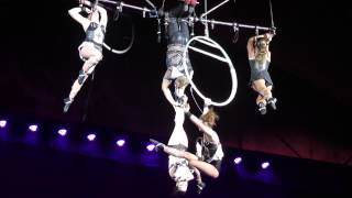 14th China Wuqiao international Circus Festival - Russian Galleya Aerial Ballet Act Part 4