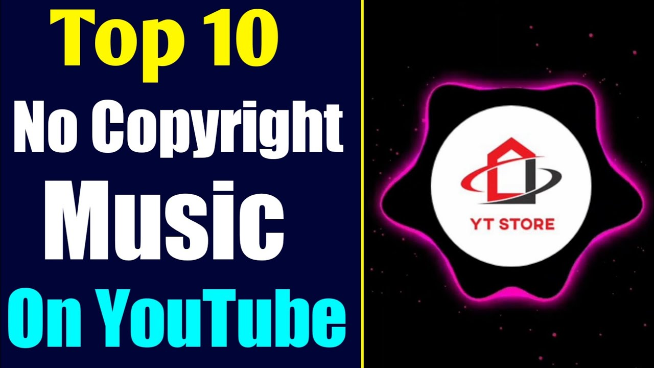 Top Background Music Youtubers Use Non Copyrighted Background Music For Youtube Videos Youtube