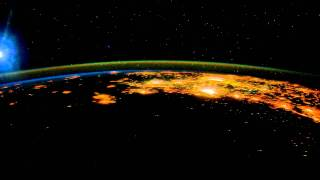 The Southern United States at Night
